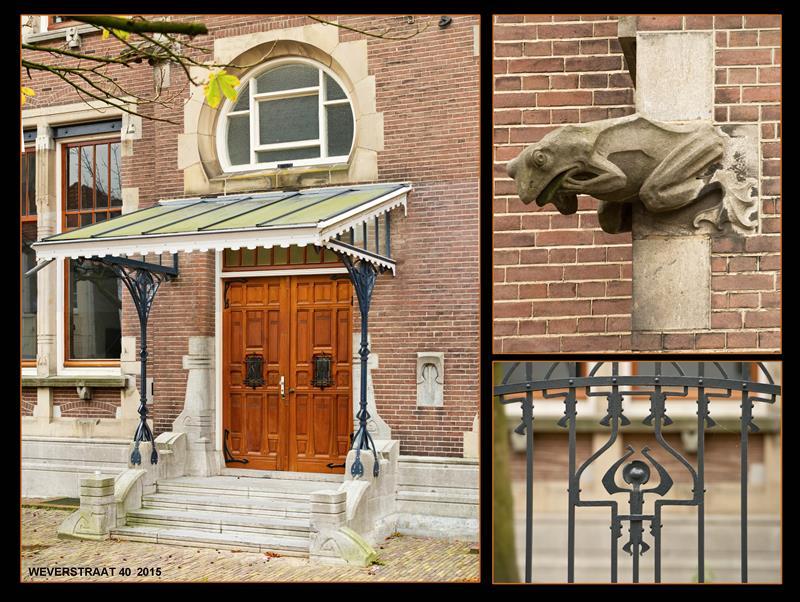 Gilde Wandeling Art Nouveau Diehl Arnhem