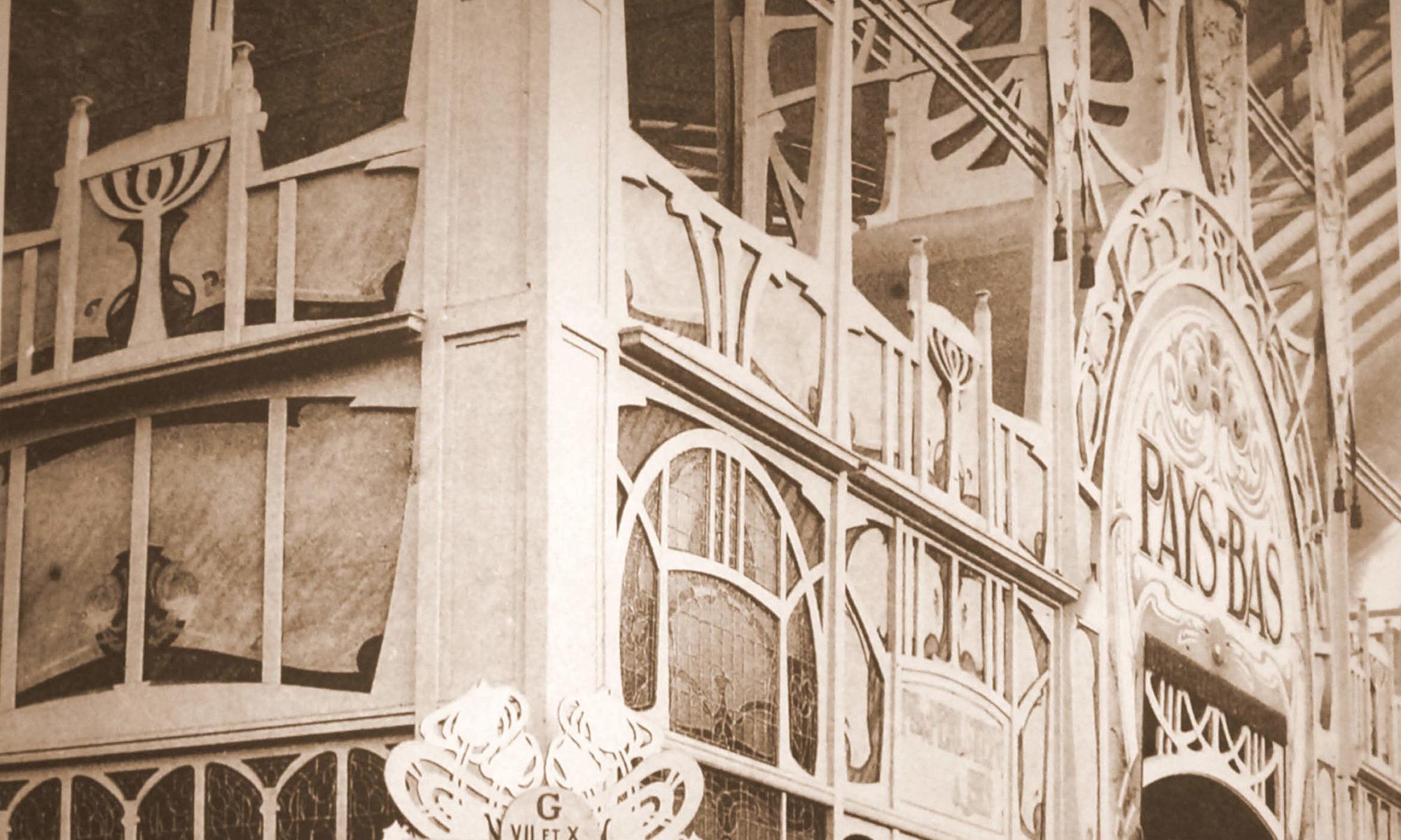 Wereld Art Nouveau Dag Nederland