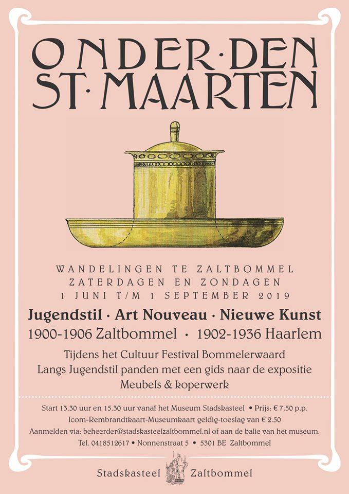 poster_expositie_onder_den_sint_maarten_2019
