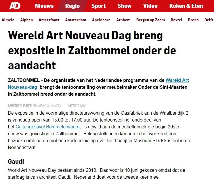 Algemeen_dagblad_wereld_art_nouveau_dag_20190610