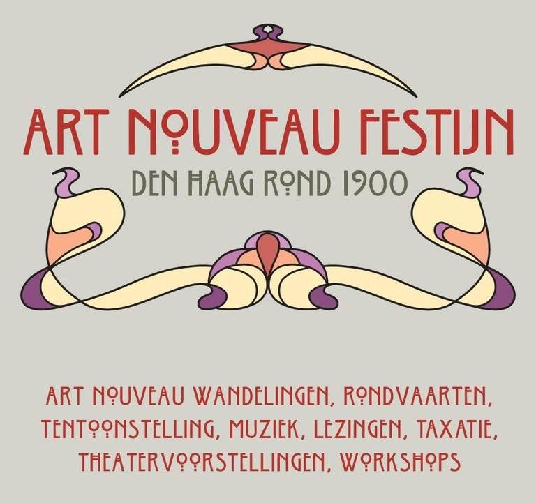 Art Nouveau Festijn Den Haag 10-14 juni 2020