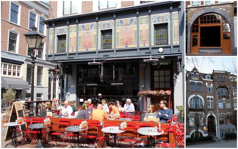 Wereld Art Nouveau Dag 2020 in Rotterdam